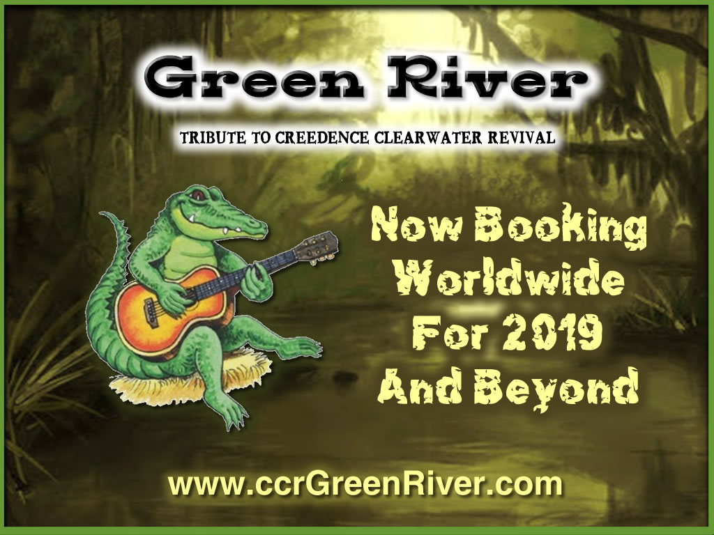 Green River - A Tribute To The Music Of Creedence Clearwater Revival CCR